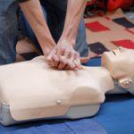 CPR class test