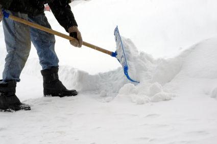 Snow Shoveling Safety