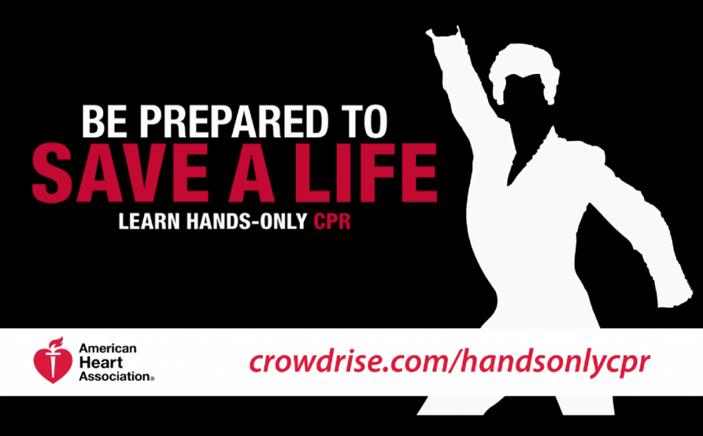 save a life with cpr
