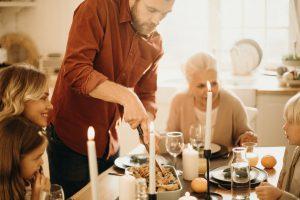 Thanksgiving - family health history