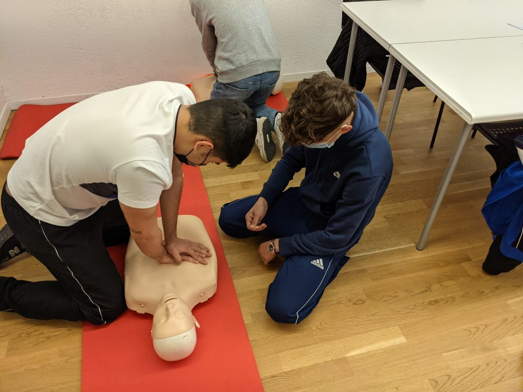 4 reasons to learn CPR